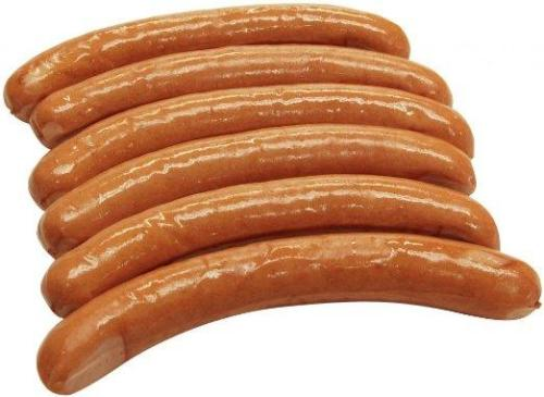 All Beef Hot Dogs